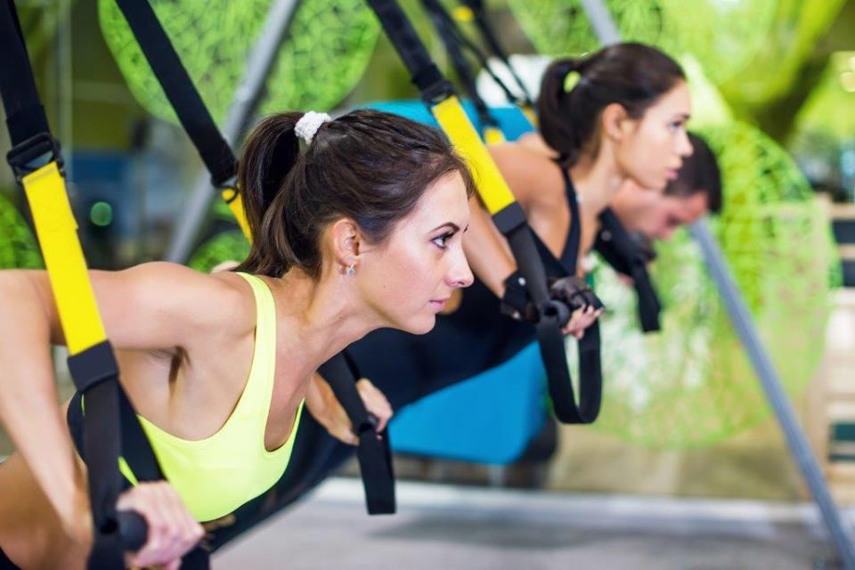 FitZone Webpage Photo-TRX