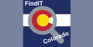 FindIT Colorado logo icon