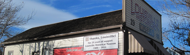 Museum Sign Celebrates 25 Years