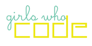 Girls Who Code logo graphic