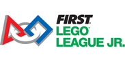 FIRST LEGO League Junior logo graphic
