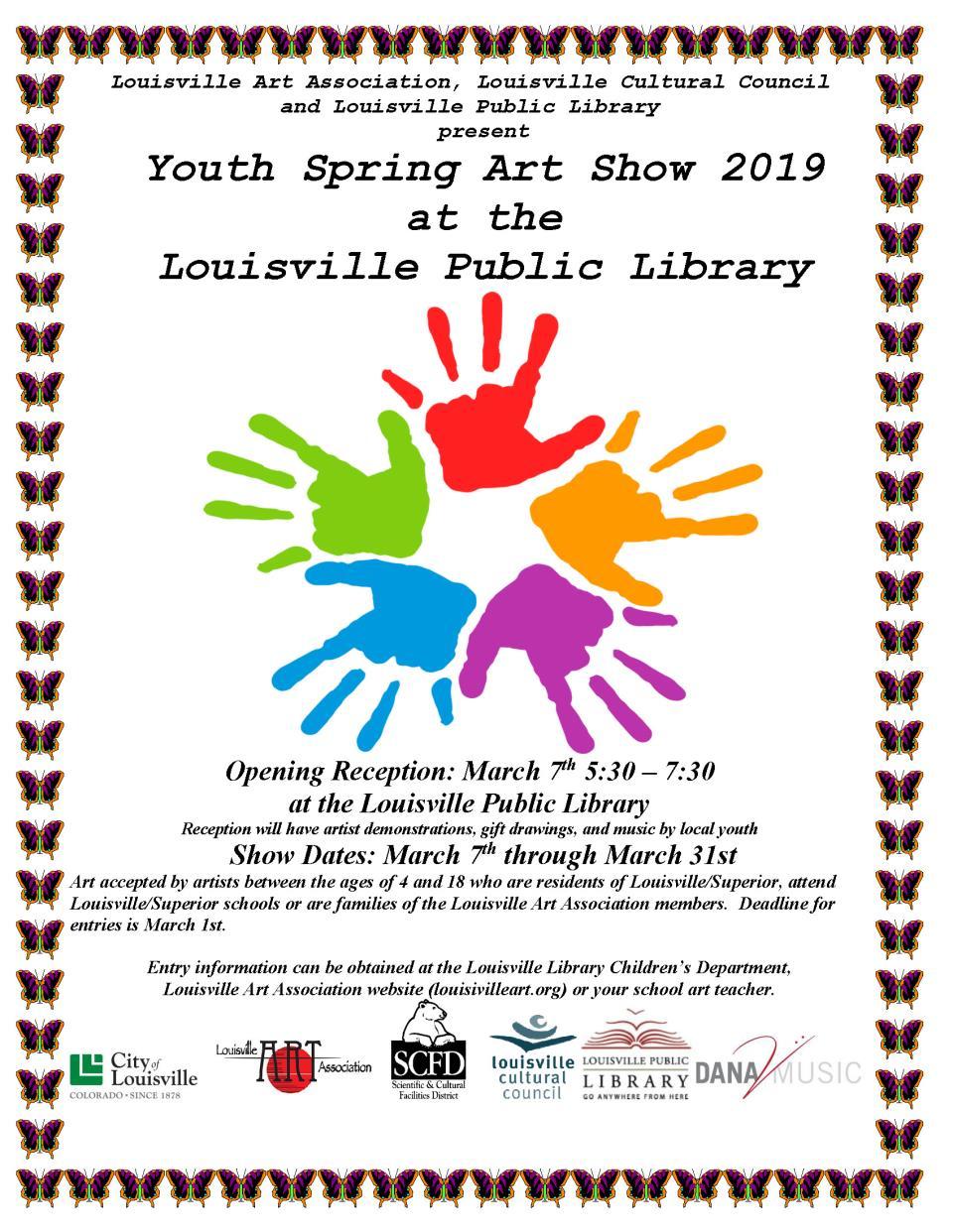 Louisville Events Calendar.Arts Events Calendar City Of Louisville Co