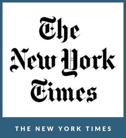 New York Times Photo Button