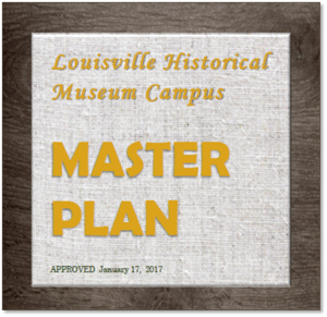 Museum Master Plan report image graphic